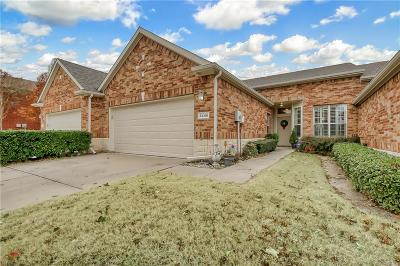 Plano Townhouse Active Option Contract: 3445 Paisano Trail