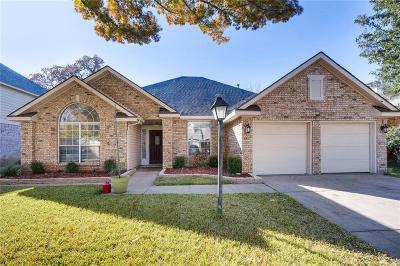 Arlington TX Single Family Home For Sale: $238,000