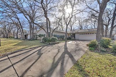 Arlington Single Family Home For Sale: 3416 Bristol Drive
