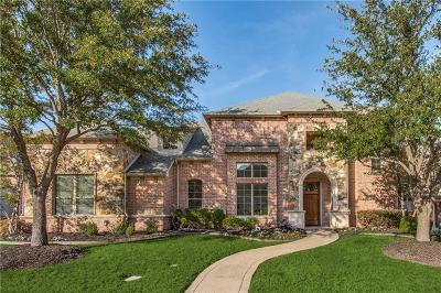 McKinney Single Family Home For Sale: 7208 Millerd Pond Drive