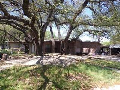 Comanche Single Family Home For Sale: 9040 Hwy 67/377 S