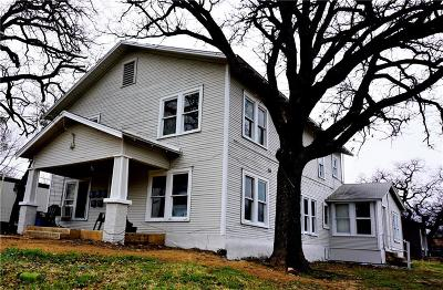 Brownwood Multi Family Home For Sale: 1701 Avenue B