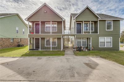 Grand Prairie Multi Family Home Active Option Contract
