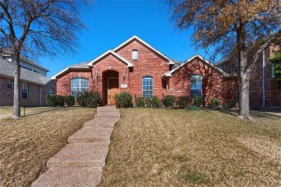Frisco Single Family Home For Sale: 15538 Forest Creek Drive