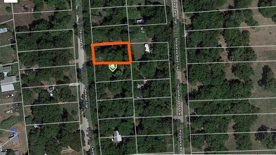 Weatherford Residential Lots & Land For Sale: 2 Cherokee Trail