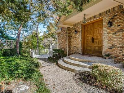Dallas County Single Family Home For Sale: 1630 Oak Knoll Street