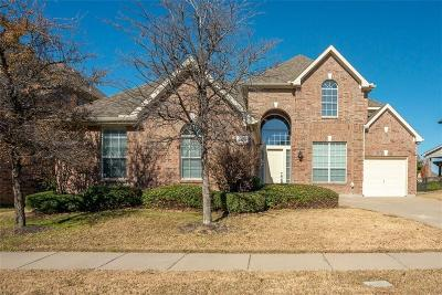 Denton County Single Family Home For Sale: 3674 Chesapeake Drive
