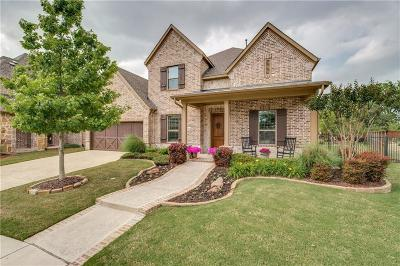 Frisco TX Single Family Home For Sale: $579,900
