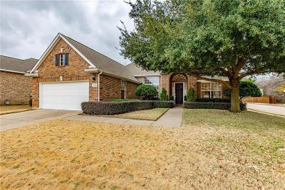 Flower Mound Single Family Home Active Option Contract: 3425 Dowland Drive
