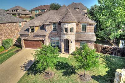 McKinney Single Family Home Active Contingent: 4100 Oxbow Drive