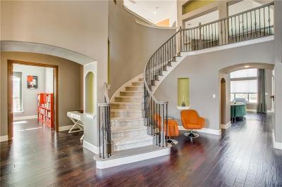Prosper Single Family Home For Sale: 2870 Meadow Ridge Drive