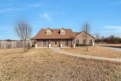 Alvord Single Family Home Active Option Contract: 117 Deer Creek Drive