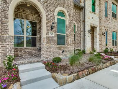 Frisco Townhouse For Sale: 3729 Dutchess Drive