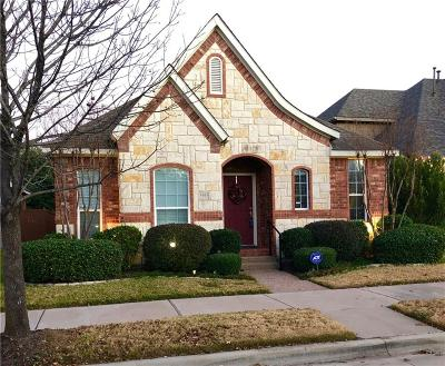 North Richland Hills Single Family Home Active Option Contract: 5904 Dripping Springs Court