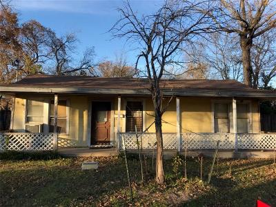 Westworth Village Single Family Home For Sale: 5722 Randolph Court