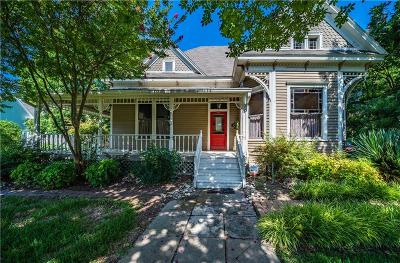 Waxahachie Single Family Home For Sale: 523 N Rogers Street