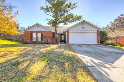 Kennedale Single Family Home For Sale: 206 Hilltop Drive