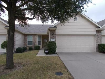 Lewisville Residential Lease For Lease: 2392 San Jacinto Drive