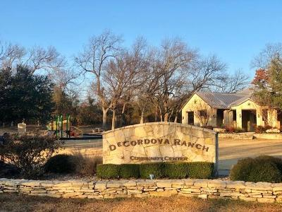 Hood County Residential Lots & Land For Sale: 3708 De Cordova Ranch Road