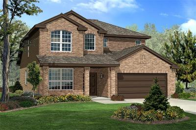 Fort Worth TX Single Family Home For Sale: $300,000