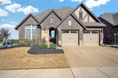 Little Elm Single Family Home For Sale: 15220 Mount Evans Drive