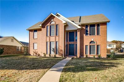 Plano Single Family Home For Sale: 6713 Osage Trail