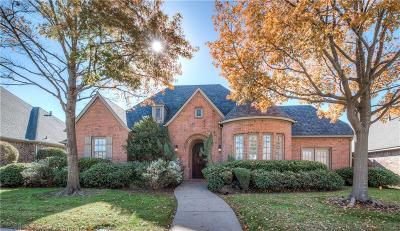 Coppell Single Family Home For Sale: 647 Glen Lakes Drive