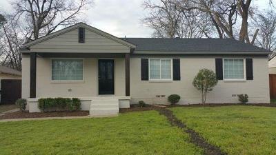 Single Family Home For Sale: 3845 Van Ness Lane
