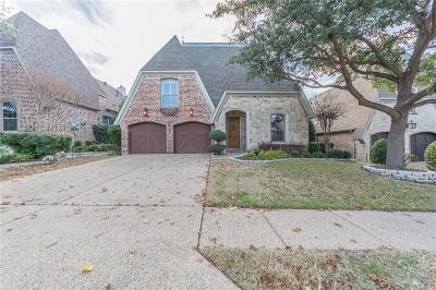 Frisco Single Family Home For Sale: 1645 Foard Drive