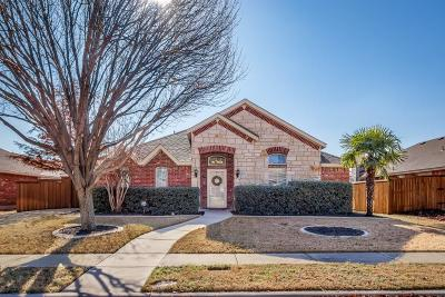 Allen Single Family Home For Sale: 1610 Summerfield Drive