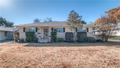 Single Family Home For Sale: 6529 Kingsbury Drive