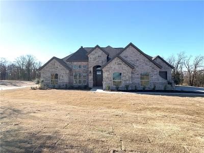 Archer County, Baylor County, Clay County, Jack County, Throckmorton County, Wichita County, Wise County Single Family Home For Sale: 1041 Sunflower Road
