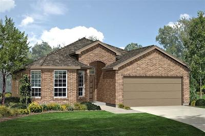 Fort Worth TX Single Family Home For Sale: $277,000