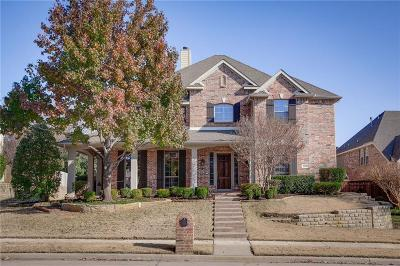 Flower Mound Single Family Home For Sale: 2604 Napier Lane