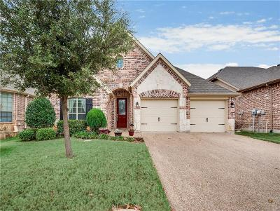 Fort Worth Single Family Home For Sale: 4508 Lakeside Hollow