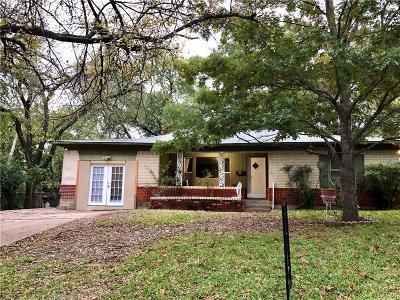 Mesquite Single Family Home For Sale: 625 Warren Street