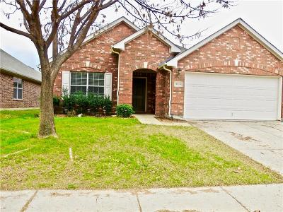 Little Elm Single Family Home For Sale: 815 Creekside Drive