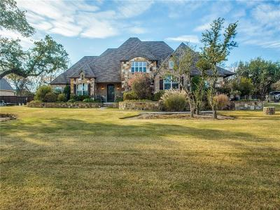 Aledo Single Family Home For Sale: 122 Turkey Creek Drive