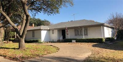 Dallas Single Family Home For Sale: 6220 N Jim Miller Road
