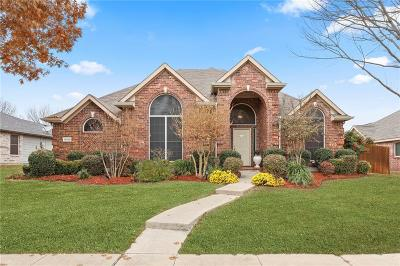 Frisco Single Family Home Active Option Contract: 10108 Morning Glory Lane
