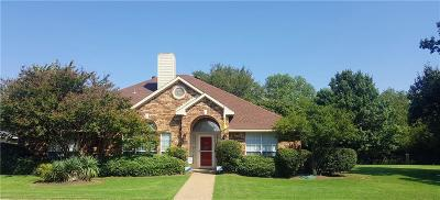 Wylie Single Family Home For Sale: 221 Martin Drive