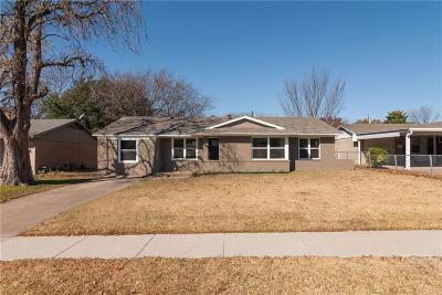 Mesquite Single Family Home For Sale: 3519 Demaret Drive