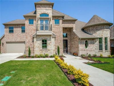 Collin County Single Family Home For Sale: 1105 Cedar View