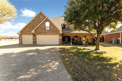 Fort Worth Single Family Home For Sale: 4140 Willingham Court