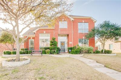 Frisco Single Family Home For Sale: 7547 Rockyridge Drive