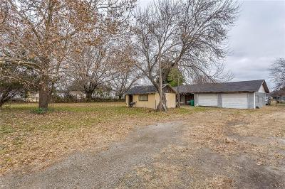 Azle Single Family Home Active Option Contract: 932 Fox Lane