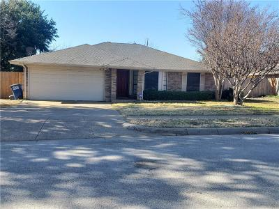 Euless Residential Lease For Lease: 405 Anice Lane