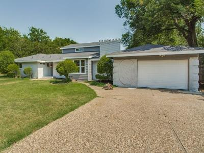Richland Hills Single Family Home For Sale: 7064 Brooks Avenue