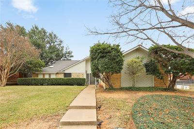 Arlington Single Family Home For Sale: 2701 Ridge Top Lane