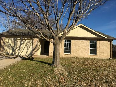Saginaw Single Family Home Active Option Contract: 355 Ridgecrest Drive